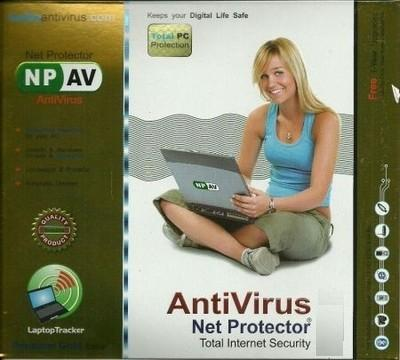 Net Protector Internet Security 2014 (1pc) (1yr)