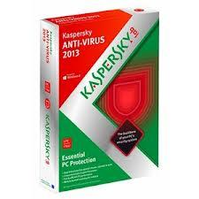 Kaspersky AV 2017 1 User 1 year