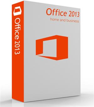 MS Office Home and Business 2013 (1user-1pc) Windows DVD (Word, Excel, PowerPoint, Outlook , OneNote) Windows DVD