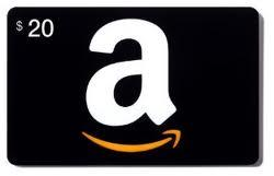 Amazon USA 25 Dollar Gift Card